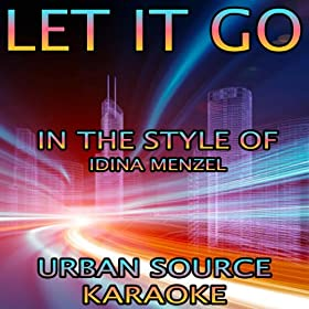 let it go lyrics karaoke youtube