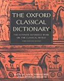 The Oxford Classical Dictionary (0198606419) by Hornblower, Simon