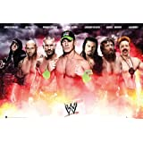 1 X Poster - WWE - Collage 2014 - Maxi - 61 x 91.5cm - SP1084 - GB Eye