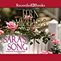 Sara's Song Audiobook by Fern Michaels Narrated by Kate Forbes