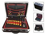 Wiha Elektriker Grundwerkzeugsatz 31-teilig im Schalenkoffer