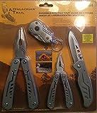 Appalachian Trail 4 Piece Multipurpose Tool Set