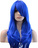 "YOPO 28"" Wig Long Big Wavy Hair Women Cosplay Party Costume Wig"