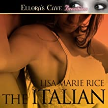 The Italian (       UNABRIDGED) by Lisa Marie Rice Narrated by Maxine Mitchell