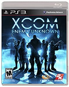 XCOM: Enemy Unknown - PlayStation 3 Standard Edition