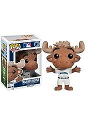 Funko Pop! Major League Baseball: Mariner Moose Vinyl Figure