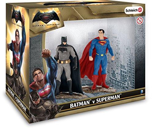 Schleich 22529 - Scenery Pack Batman V Superman
