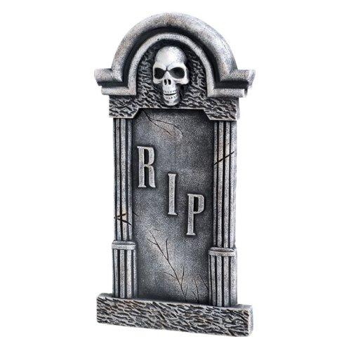 Tombstones - RIP with Skull 墓石-スカルでRIP♪ハロウィン♪サイズ: