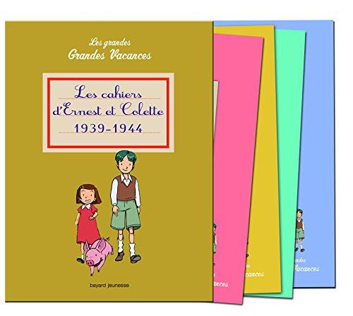 Les cahiers d'Ernest et Colette