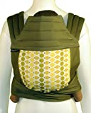 BabyHawk Mei Tai Baby Carrier, Olive/Dottie Ginger Color: Olive/Dottie Ginger Infant, Baby, Child