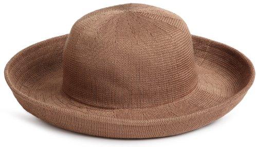 scala-womens-knitted-poly-straw-big-brim-hat-desert-one-size