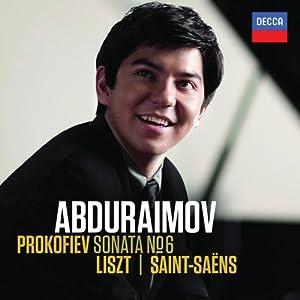 Prokofiev Sonata No 6, Liszt & Saint-Saëns