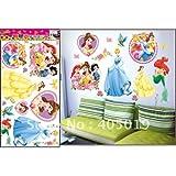 Disney Princess Children's Wall Stickers/Decals/Mural