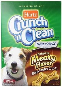 Hartz Crunch n Clean Dog Biscuit, Small, 24 Oz.
