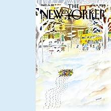 The New Yorker, January 14, 2008 (E. L. Doctorow, Jeffrey Toobin, Ryan Lizza)  by David Remnick, Ryan Lizza, Jeffrey Toobin, E. L. Doctorow, Sasha Frere-Jones, Anthony Lane Narrated by Dan Bernard, Christine Marshall