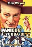echange, troc Panique a yucca city - blue steel