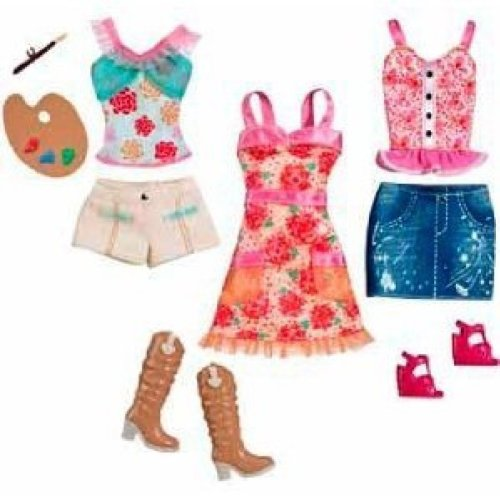 одежда для кукол барби выкройки фото