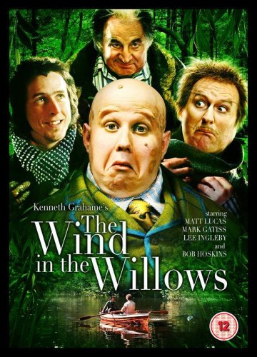 Kenneth Grahame's The Wind In The Willows (Standard Edition) [DVD] [2007]