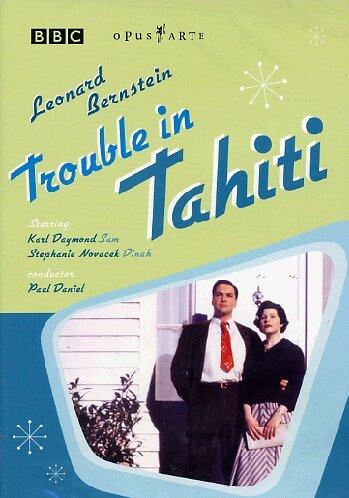 Bernstein: Trouble In Tahiti [DVD] [2001]