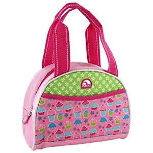 igloo bowling bag insulated lunch bag pink