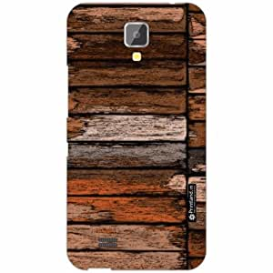 Gionee Pioneer P2S Back Cover - Silicon Wood Designer Cases