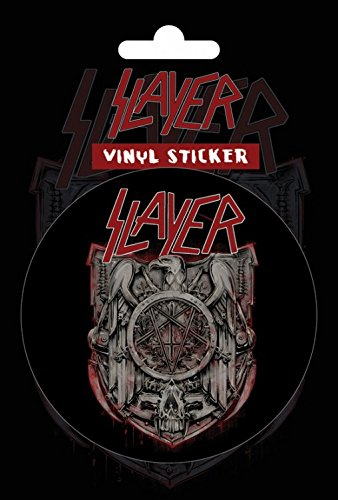 Set: Slayer, Eagle Sticker Adesivo (15x10 cm) e 1 Sticker sorpresa 1art1®