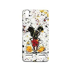 G-STAR Designer Printed Back Case / Back Cover for Lenovo A6000 / A6000 Plus (Multicolour)