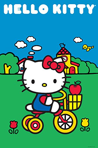 Hello Kitty - Bike Scene 24
