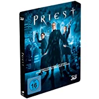 Priest (Limited Steelbook Edition) [Blu-ray 3D]