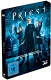 Priest Limited Steelbook Edition Blu-ray 3D  - Preisverlauf