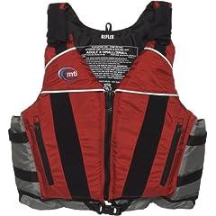 Buy MTI Adventurewear Reflex PFD Life Jacket by MTI Adventurewear