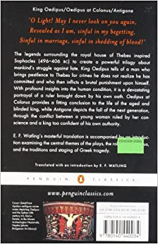 Sophocles The Theban Plays Penguin Classics Pdf Download Jewelcrise