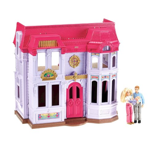 Fisher Price Loving Family Manor Mansion Dollhouse