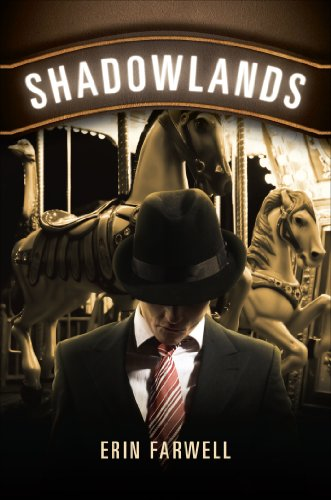 Book: Shadowlands by Erin Farwell