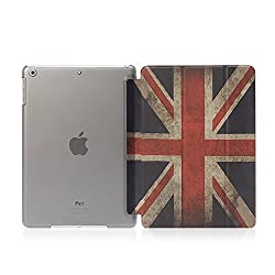 Uk Flag Design Flip Case Cover For Ipad Mini /Ipad Mini 2