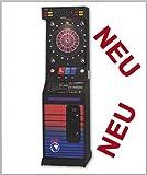 Löwen Turnierdartautomat HB8 für bis zu 8 Spieler