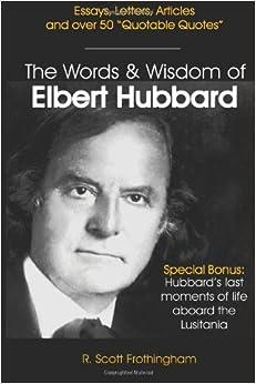 elbert hubbard essays