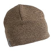 FU-R Headwear - Men's N.E. Solid Ragg, Fleece Lined Ragg Wool Beanie