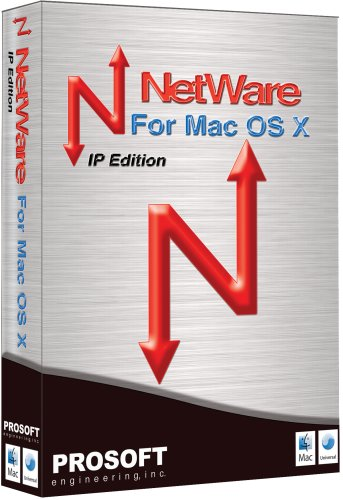 Netware Client for Mac Version 2 Ip Edition - 1 User