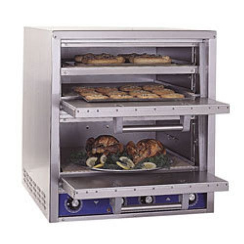 Nemco Countertop Pizza Oven Reviews : Bakers Pride Superdeck Ep Electric Pizza Oven, 55 X 43 X 66 Inch -- 1 ...