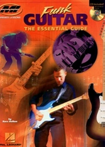 Ross Bolton: Funk Guitar - The Essential Guide (Private Lessons)