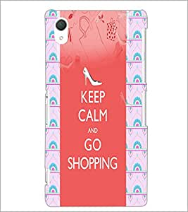 PrintDhaba Quote D-2904 Back Case Cover for SONY XPERIA Z2 (Multi-Coloured)