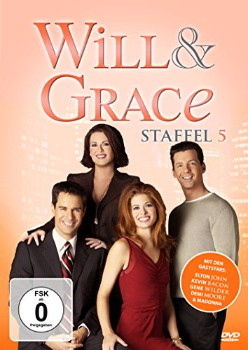 Will & Grace - Staffel 5 [4 DVDs]