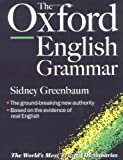 The Oxford English Grammar (0198612508) by Sidney Greenbaum