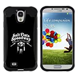ZAKO CASE - Sel Appartements Speedway moto motard - Samsung Galaxy S4 I9500 - Coque Housse Etui Shock-Absorption Back Cover Slim Rugged A -...
