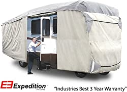 Expedition RV Trailer Cover Fits Class A 28' - 30' RVs