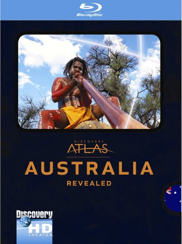 Discovery Atlas: Australia Revealed / Атлас Дискавери: Австралия (2006)
