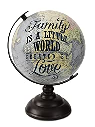 Pavilion Gift Company 61003 Family Decorative Globe, 10-3/4-Inch High by Pavilion Gift Company