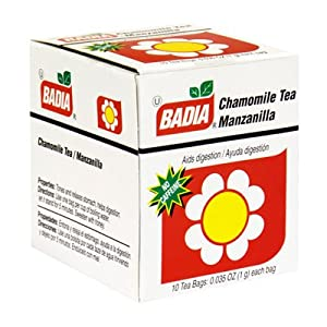 Badia Chamomile Spices Tea
