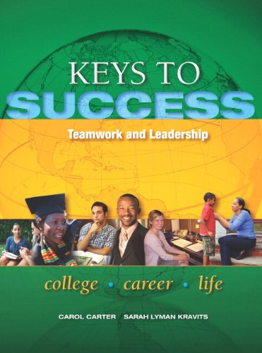Keys to Success: Teamwork and Leadership (Keys Franchise)